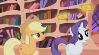 Applejack & Rarity S1E3