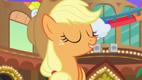 Applejack --never would have been able to trick the trickster-- S6E20