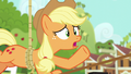 Applejack about to respond S6E10.png