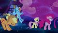 Applejack and Rainbow come to a halt S5E13.png