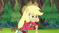 Applejack rolling up her sleeves EG4.png