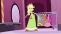 Applejack shows off her dress EG.png