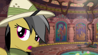 Daring Do --one of them leads to the treasure-- S6E13