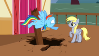Derpy Hooves Upset 1 S2E14