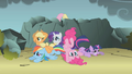 Fluttershy's cover destroyed S1E07.png