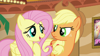 "Fluttershy ""solving a friendship problem is important"" S6E20"