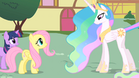 Fluttershy accepts responsibility S01E22