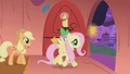 Fluttershy taking her ticket S01E03.png