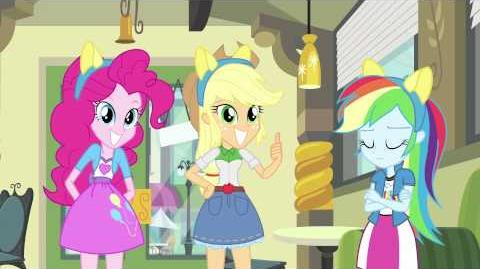 My Little Pony Equestria Girls - Tráiler 1 (Latino)