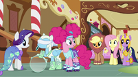 Pinkie -save the really scary games for next year- S5E21