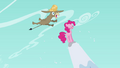 Pinkie Pie and Cranky on snowy mountain S02E18.png