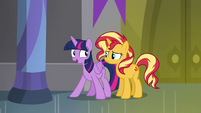 "Princess Twilight ecstatic ""I wish!"" EGFF"