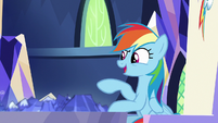 Rainbow Dash -as epic as he is!- S8E21