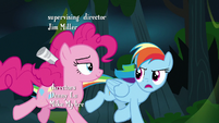 Rainbow Dash -of course not!- S7E18