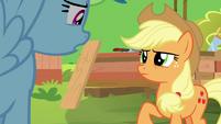 "Rainbow Dash dismissive ""whatever"" S8E9"