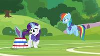 Rarity -idea for a buckball-inspired line- S8E17