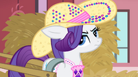 Rarity unhappy S4E13