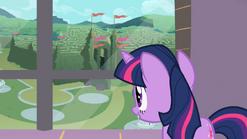S02E01 Twilight spogląda na labirynt