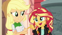 "Sunset Shimmer ""just get the prop department"" EGS2"