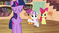 "Sweetie Belle ""no, wait!"" S4E15"