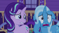Trixie --the changelings have all the princesses-- S6E25