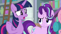 "Twilight ""magic can't just disappear"" S8E25"