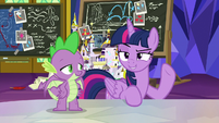 "Twilight ""the others will still have a shot"" S9E4"