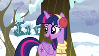 Twilight -I don't think Rainbow Dash could handle it- S5E5