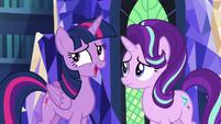 Twilight Sparkle --not a baking lesson-- S6E21