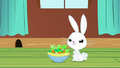 Angel Bunny looking annoyed S6E11.png