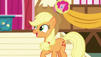"Applejack ""sure is!"" S8E18"