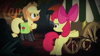 "Applejack ""the cart!"" S4E17"