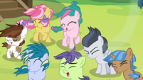 Camper foals blown by Thunderlane's draft S7E21