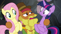 Cattail -didn't mean to scare ya- S7E20