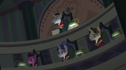 Chancellor Neighsay and the EEA members S8E1