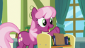 Cheerilee suggests Ponyville Fables and Stables S7E3.png
