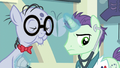 Doctor looks at the Cutie Mark Crusaders S6E4.png