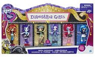 Equestria Girls Minis Movie Collection packaging