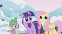 "Fluttershy ""it's like a long sleep"" S1E11"