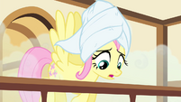 Fluttershy 'I'm here' S4E14