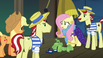 Fluttershy --sure this is a good idea-- S6E20