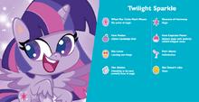 MLP Pony Life Twilight Sparkle Hasbro.com character bio
