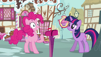 Pinkie Pie 'Of course!' S3E07