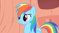 Rainbow Dash 'Are... you kidding ' S1E16