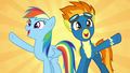 "Rainbow and Spitfire ""soaring higher!"" S6E7.png"