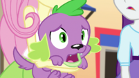 """Spike """"who would want to"""" EGS2"""
