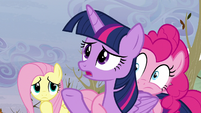 "Twilight ""But you shouldn't take your anger out on your friends"" S5E5"