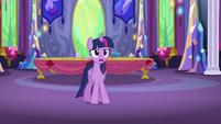 Twilight Sparkle --I hope not-- S6E6
