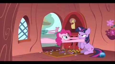 Twilight is My Bestest Friend Espanol MLP FiM
