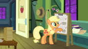 180px-Applejack 'you won't even have a minute's rest!' S3E08